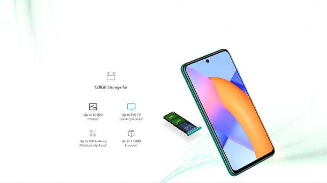 Honor 10X Lite. [Hihonor]
