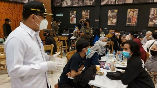 Tak Cuma Nakes, Pemprov Banten Juga Anggarkan Dana Intensif Satgas Covid-19