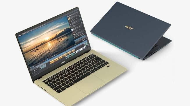 Acer Swift 3X. [Acer Indonesia]