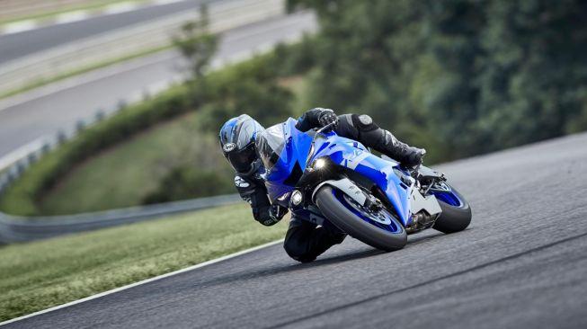 Yamaha R6. (Yamaha EU)