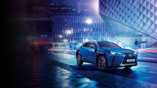 Toyota Siap Hadirkan Lexus UX300e, Mobil Listrik 100 Persen