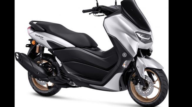 All New Yamaha NMax Connected [PT Yamaha Indonesia Motor Manufacturing].