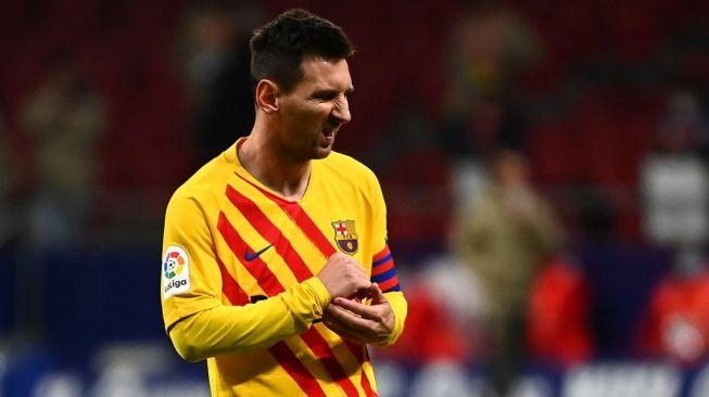Messi Cs Sepakat Gaji Dipangkas, Barcelona Terhindar dari Kebangkrutan