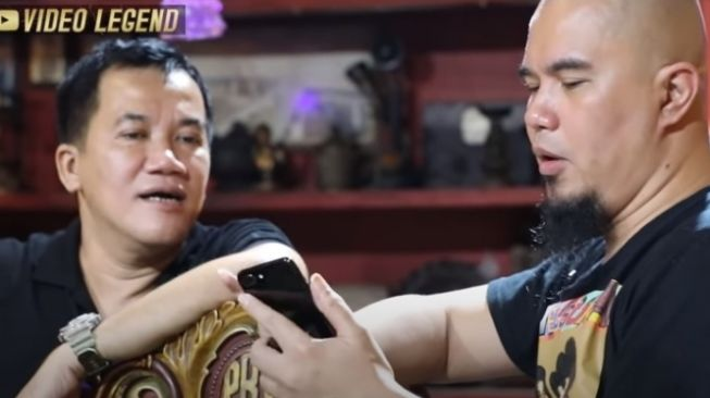 Ahmad Dhani dan HM Fitno [Youtube/Video Legend]