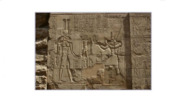 Penemuan rasi bintang misterius di Mesir Kuno,[UCLA Encyclopedia of Egyptology]