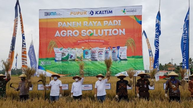 Bakir Pasaman: Pupuk Indonesia Terus Perluas Program Agro-Solution