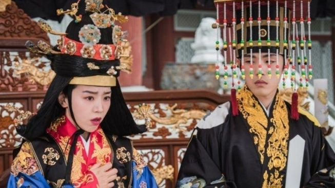 Drama Mr. Queen [Soompi]