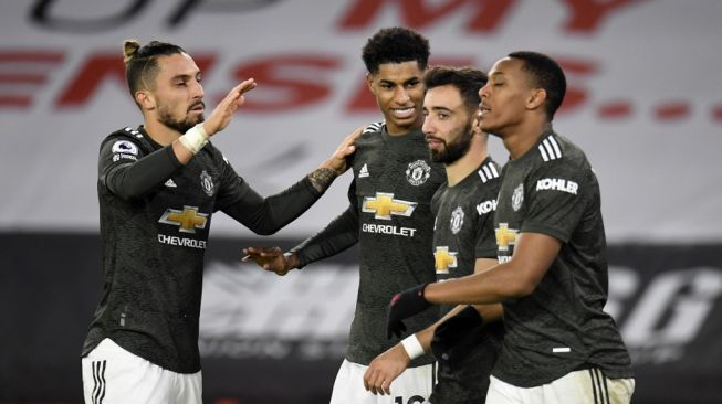 Link Live Streaming Fulham vs Manchester United