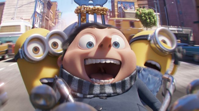 Minions: The Rise of Gru [Imdb]