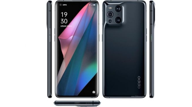 Oppo Find X3. [GSM Arena]