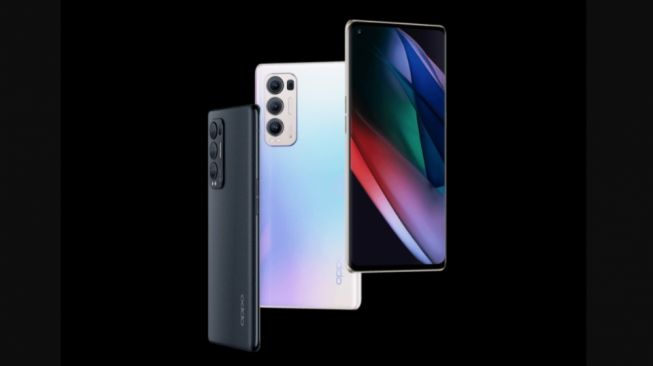 Oppo Find X3 Neo. [Gizmochina]