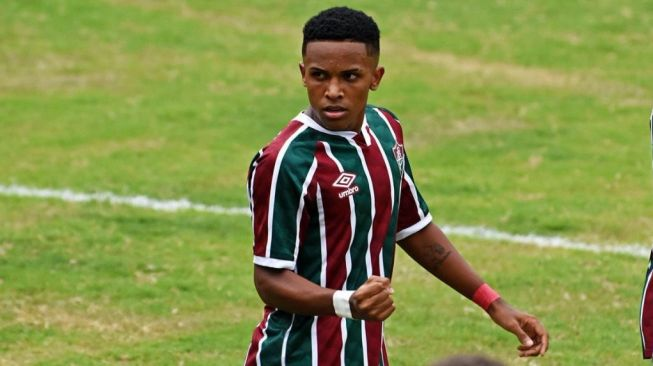 Man City Rampungkan Transfer Kayky, The Next Neymar dari Fluminense