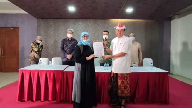 Urges Made Darmawati to apologize (Ministry of Religion)