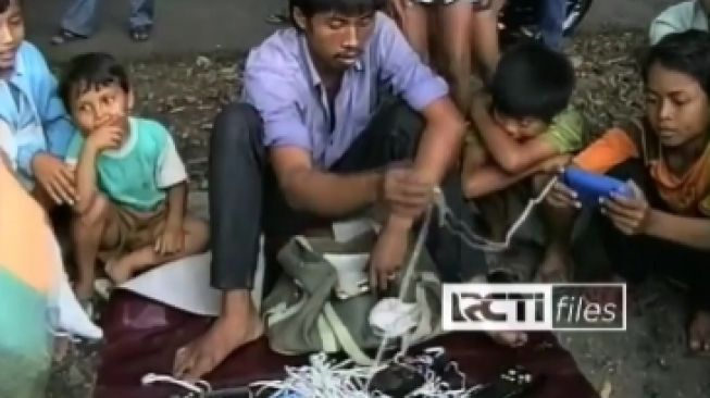 Viral Video Lawas Ngabuburit Era 90an, Netizen Salfok sama Barang Ini