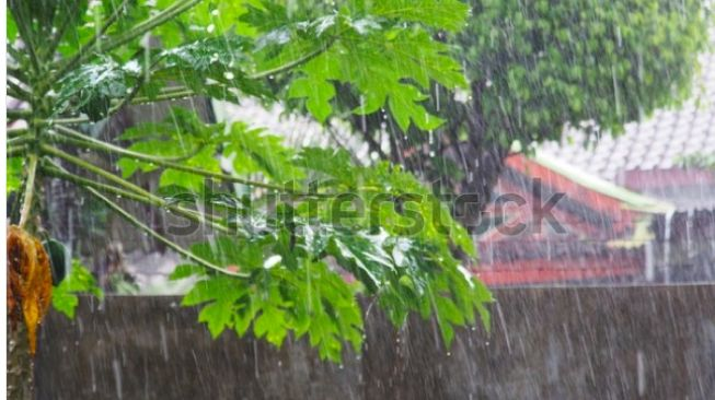 Hari Ini, BMKG Prakirakan Sumsel Berpotensi Hujan Lebat