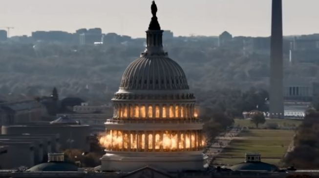 White House Down. [YouTube/Sony Pictures Entertainment]