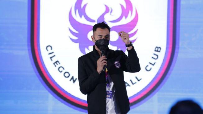 Chairman Rans Cilegon FC, Raffi Ahmad.