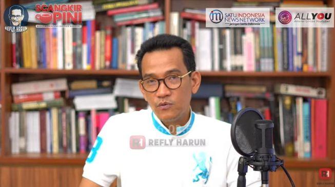 Rumah Rocky Gerung Terancam Dibongkar Sentul City, Rafly Harun: Korporasi Tidak Jelas