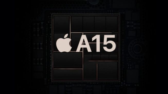 Chip A15. [9to5mac]