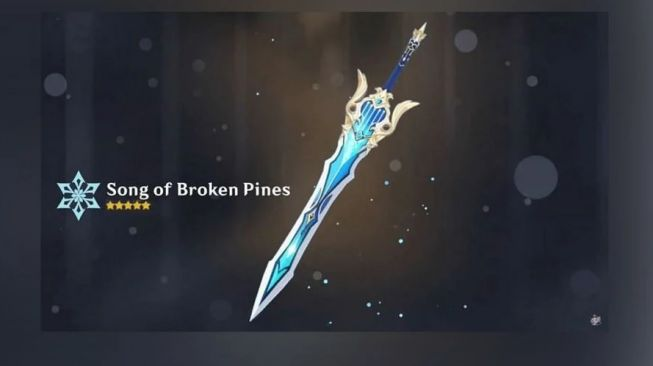 Song of the Broken Pines Claymore. [Screenrant]