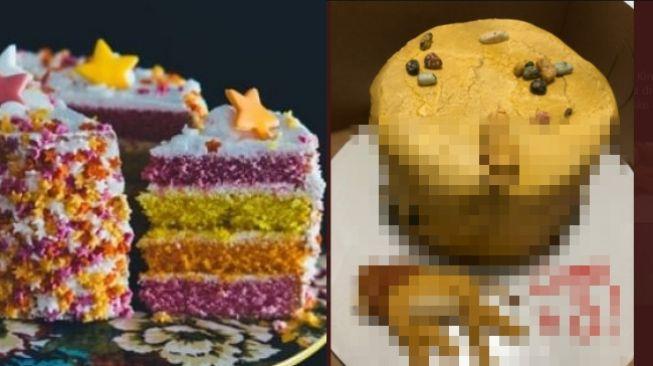 Request Tema Kue Ultah Tak Biasa, Bocah Ini Bikin Publik Iba Sekaligus Merinding. (Twitter/@caseyfig