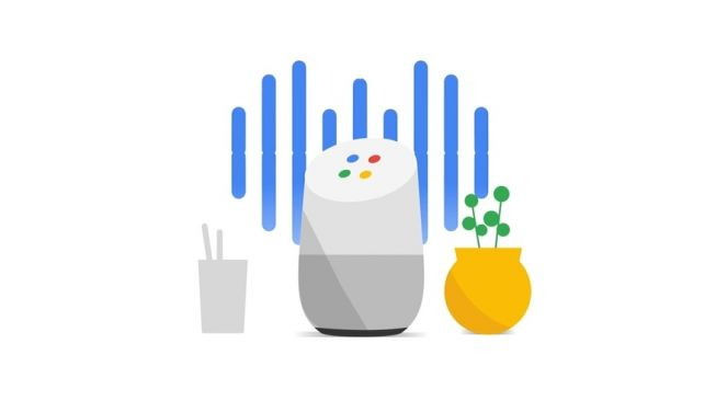 Mode Standby di Google Assistant. [Google]