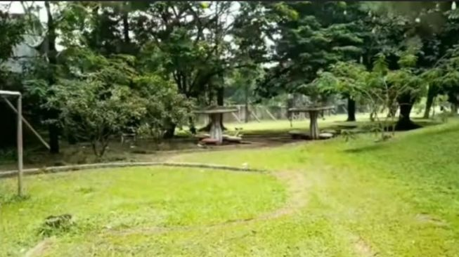 Past and present photos of Warkop DKI filming location [YouTube/Mr. Herry 01]