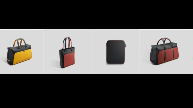 Rolls-Royce Black Badge Escapism Luggage Collection [Rolls-Royce Motor Cars].
