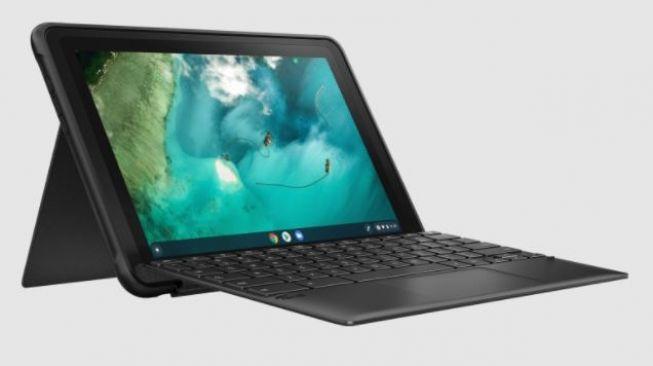 Asus Chromebook Detachable CZ1. (Asus)