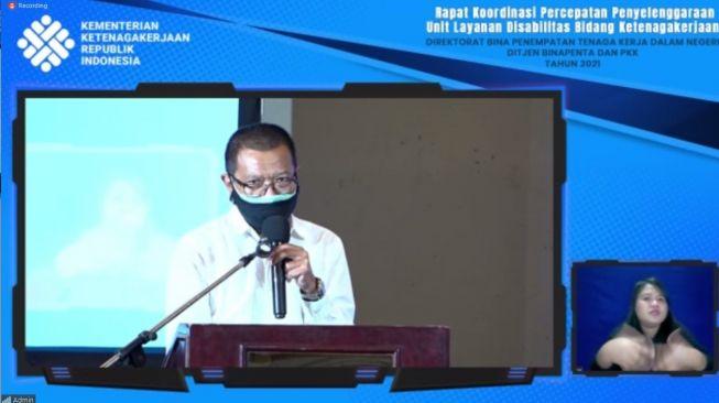 Kemnaker Percepat Unit Layanan di Daerah untuk Pemenuhan Hak Penyandang Disabilitas