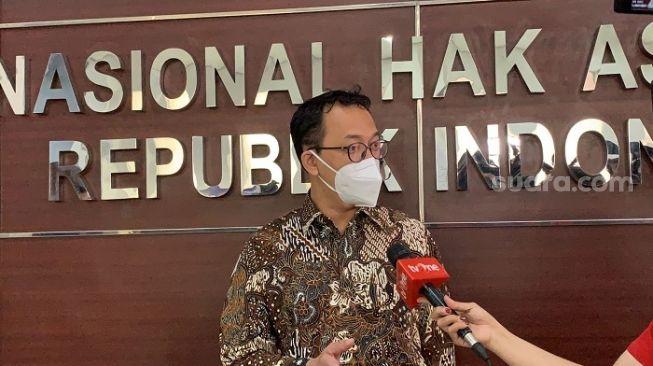 Kasus Dugaan Pelecehan Pegawai KPI, Besok Komnas HAM Panggil Kapolres Jakarta Pusat
