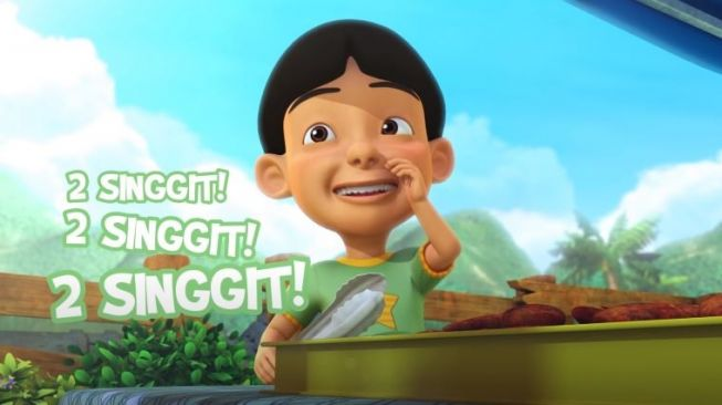 Mail Upin Ipin (Youtube/Les' Copaque Production)