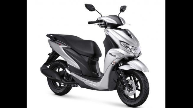 Yamaha FreeGo Warna Baru Dipasarkan Mulai Rp19.550.000