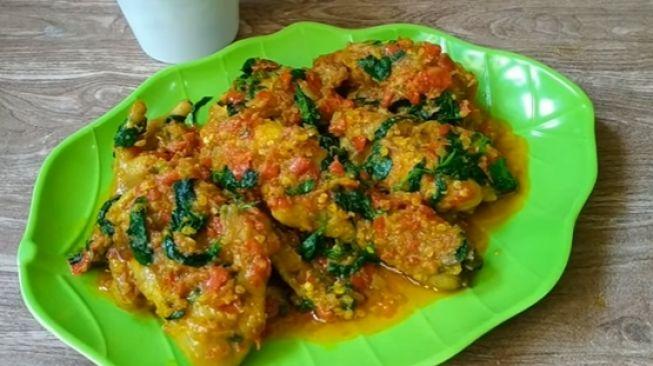 Resep Ayam Rica-Rica yang Empuk dan Bumbu Ayam Rica Rica Pedas Nikmat