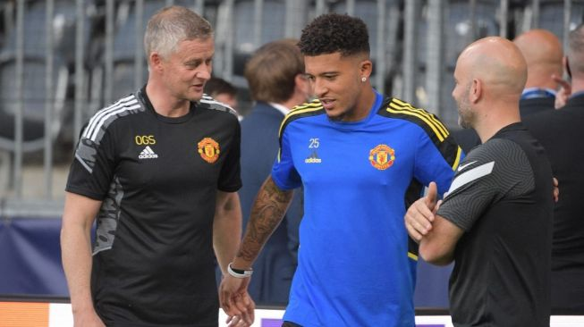 Link Live Streaming Liga Champions: Young Boys vs Manchester United