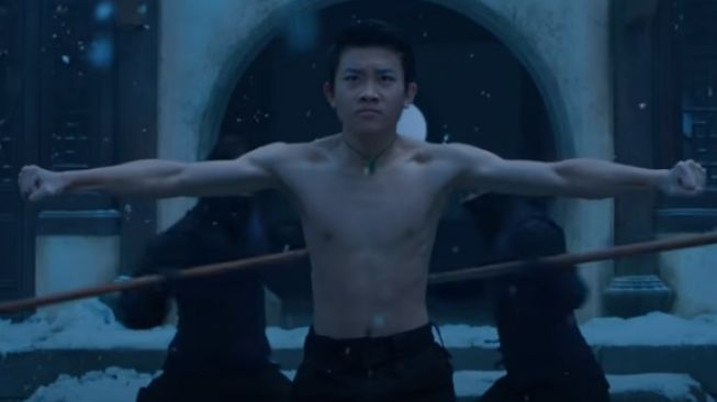 Petikan trailer film Shang-Chi and The Legend of The Ten Rings [Youtube/Marvel Entertainment]