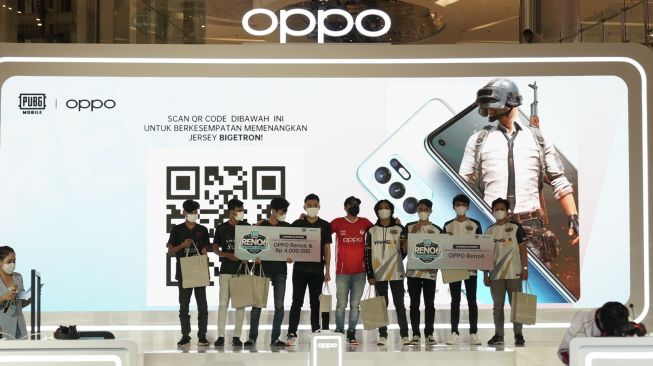 Reno6 Ultimate Gaming Battle. [Oppo Indonesia]