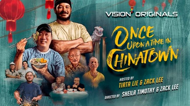 Once Upon a Time in Chinatown [siaran pers]