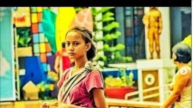 Viral Dulu Jadi Pengemis, Sekarang Gadis Ini Ikut Kontes Kecantikan