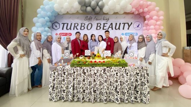 Soft launching Turbo Aesthetic Clinic [Ist]