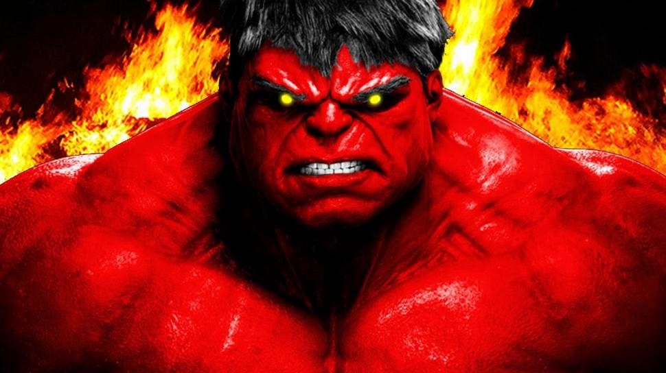 Marvel Bakal Munculkan Red Hulk Perdana Di Avengers End Game