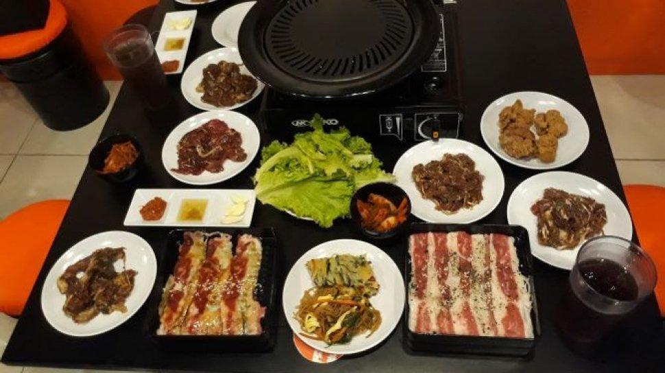 Pochajjang korean grill