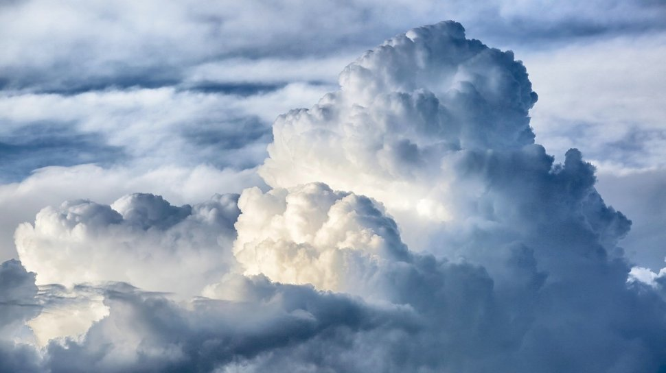 The Process of Forming Clouds and Their Types