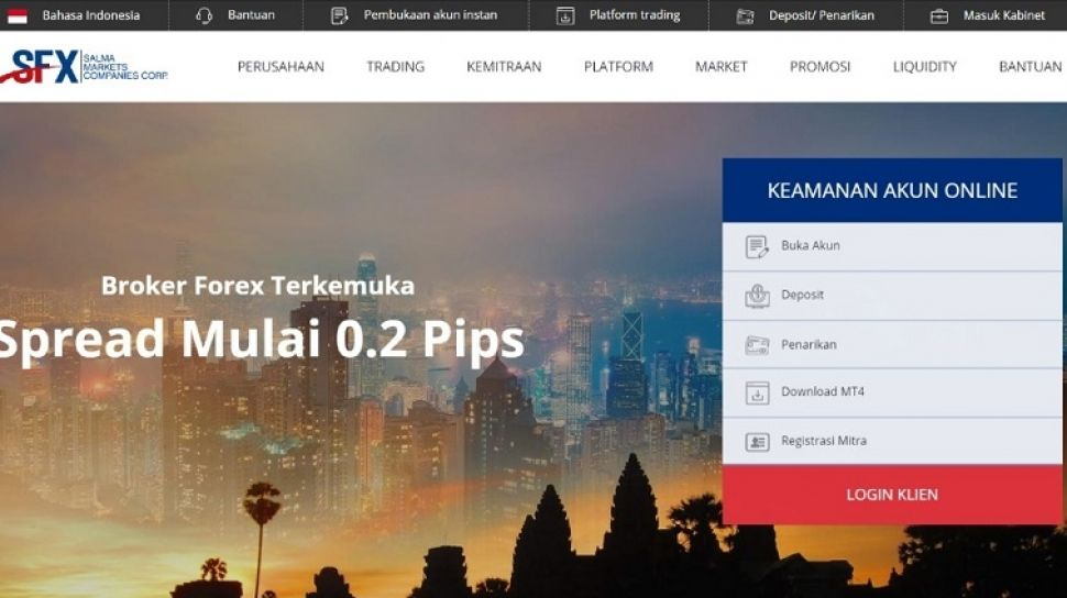 Top 10 Website Belajar Forex Di Indonesia - Forex Indonesia