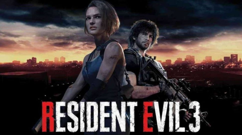 Game Horor Resident Evil Remake 3
