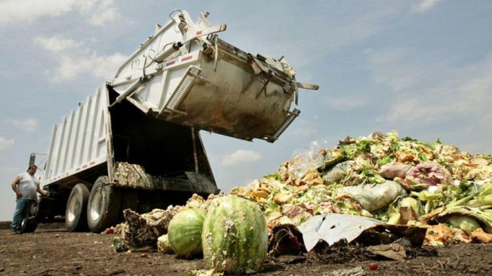 Indonesia Hasilkan Sampah Makanan 13 Juta Ton per Tahun