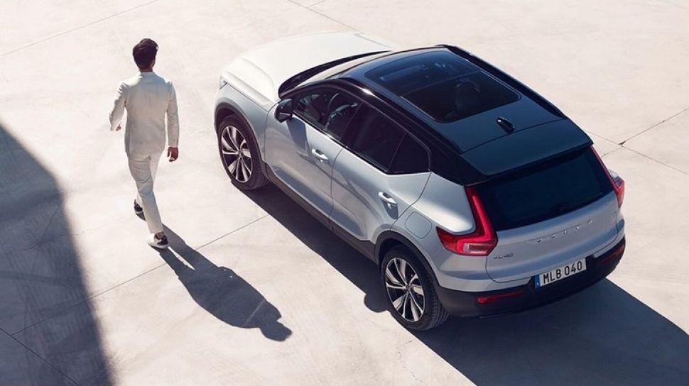 Volvo Cars Produksi Mobil Listrik Murni Hingga 50 Persen Kapasitas Total Suara Banten