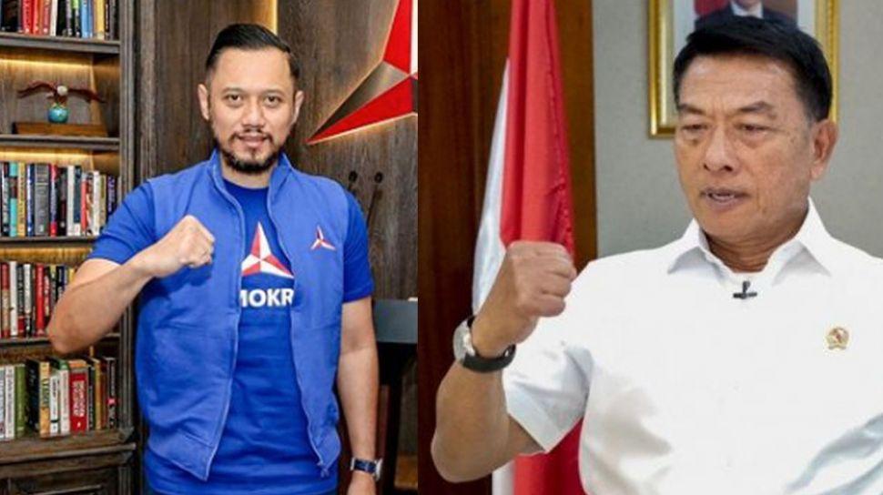 Ingin Moeldoko Ketum, Eks Petinggi Demokrat Ingatkan Tak ...