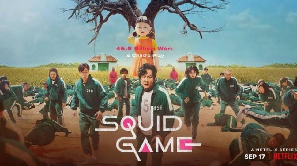 6 Jenis Permainan pada Series Squid Game, Berani Coba?
