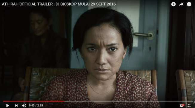 Petikan trailer film Athirah [YouTube/Miles Films]